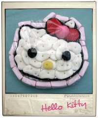 Pastís Xuxes Hello Kitty