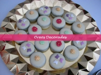 Oreos Decoradas